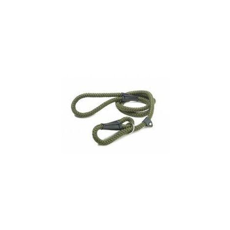 Walk 'R' Cise Nylon Rope Slip Lead - Green - 1.2x1 - 376064