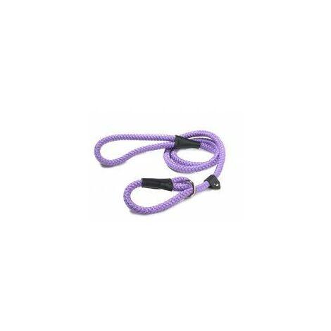 Walk 'R' Cise Nylon Rope Slip Lead - Lilac - 1.2x1 - 375902
