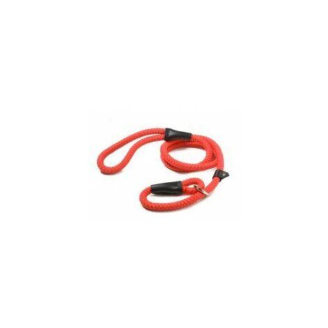 Walk 'R' Cise Nylon Rope Slip Lead - Red - 1.2x1 - 376019