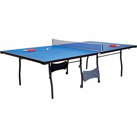 Walker & Simpson Mistral Folding Table Tennis Table Blue
