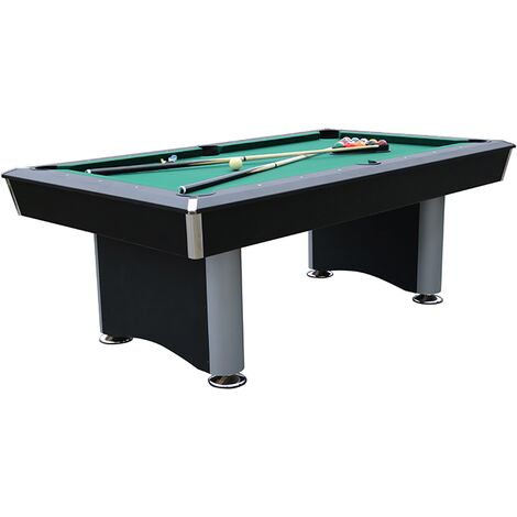 Walker & Simpson Regent 7ft Pool Table-Red