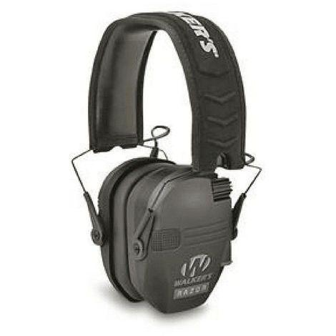 Walker's Razor 360° Bluetooth Casque antibruit Chasse et Tir - noir