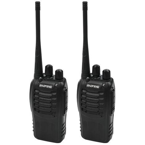 "main image of ""Walkie-talkie BAOFENG, radio bidireccional portatil BF-888S"""