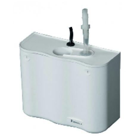 Wall close-coupled pump for air conditioner - SICCOM S.A. : DE05LCC440