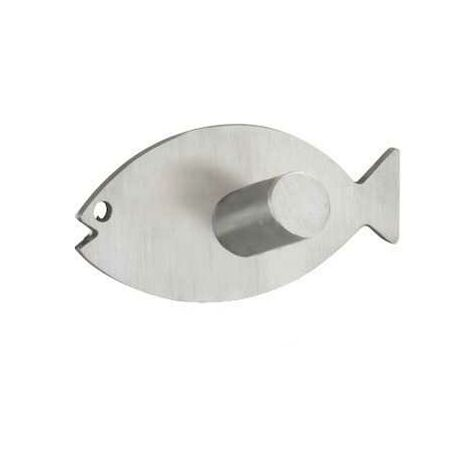 Wall hook Fish Matt WENKO