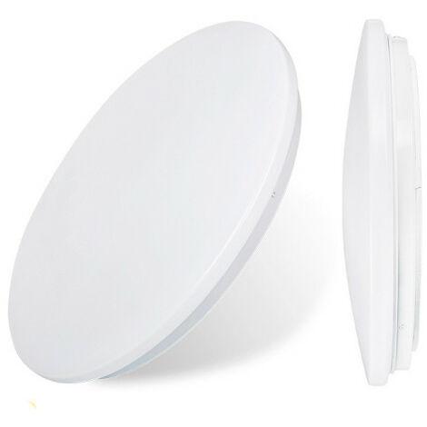 Wall lamp Led Surface EDM 4000K 18W - 1260 Lumens 33x6,6cm