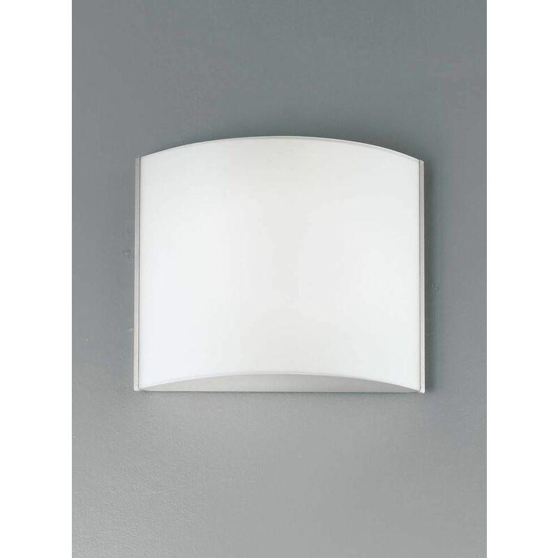 Image of 2-Light Satin Nickel Wall Sconce