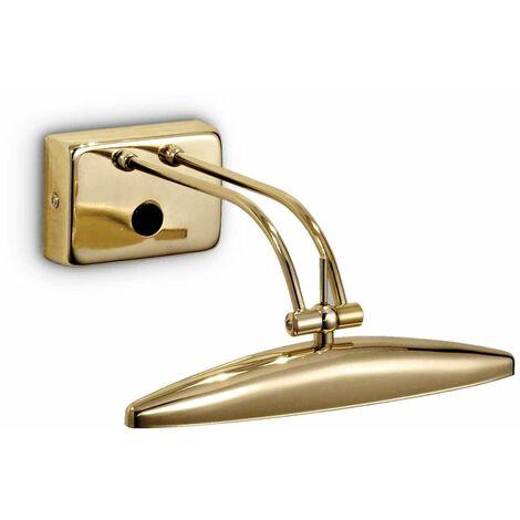 Wall light Brass MIRROR-20 2 bulbs