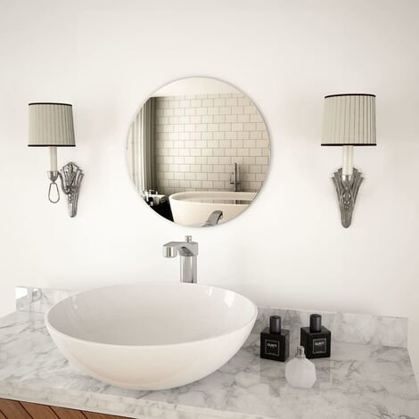 """main image of """"Wall Mirror 40 cm Round Glass"""""""