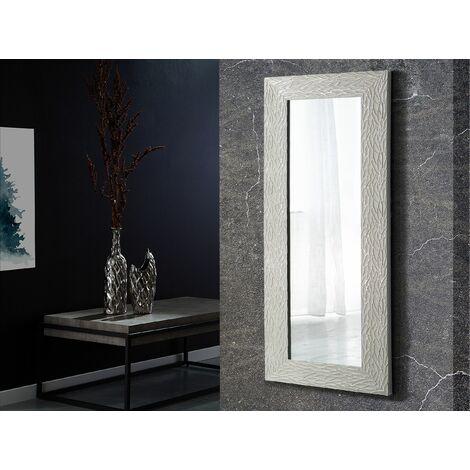 Wall Mirror 50 x 130 cm Beige CLICHY