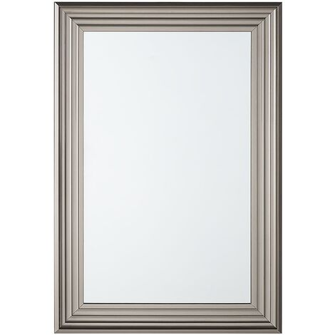 Wall Mirror 61 x 91 cm CHATAIN