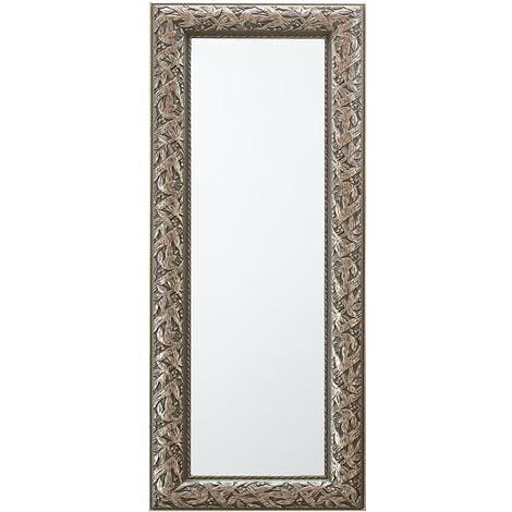 Wall Mirror Distressed Gold 51 x 141 cm BELLAC