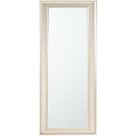 Wall Mirror Gold 51 x 141 cm CASSIS