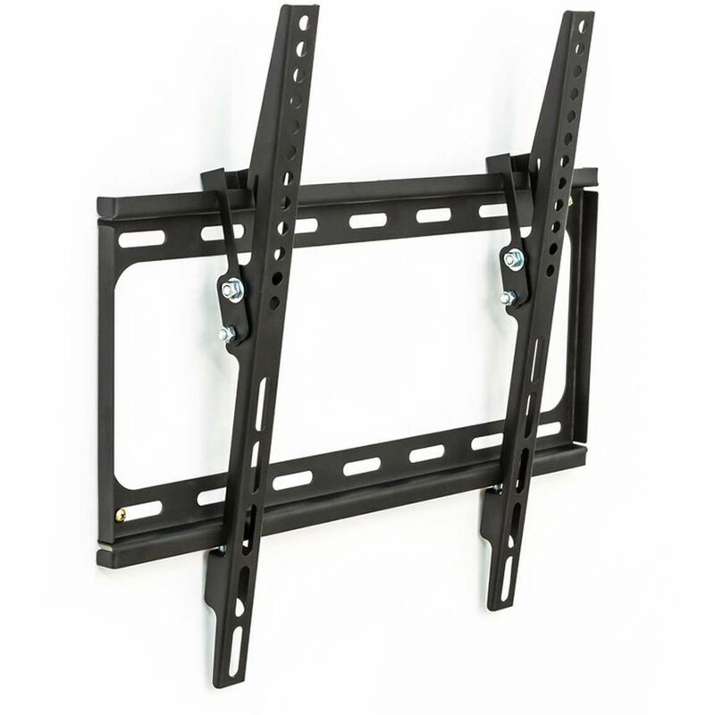TV wall mount for 32-55? can be tilted - bracket TV, wall tv mount, tv on wall bracket - black