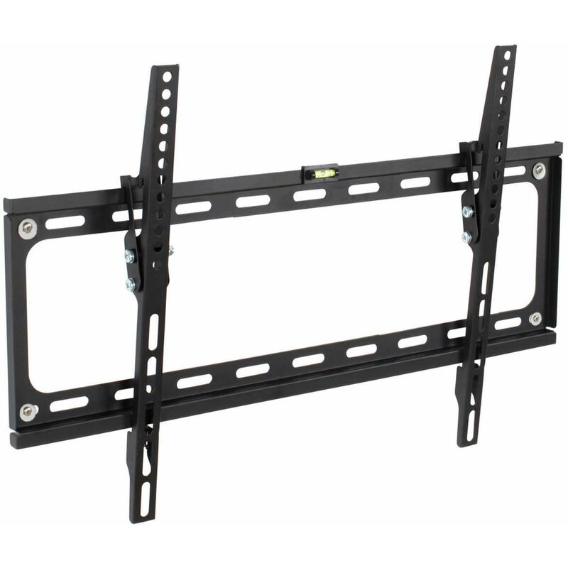 TV wall mount for 32-65? (81-165 cm) can be tilted spirit level - bracket TV, wall tv mount, tv on wall bracket - black