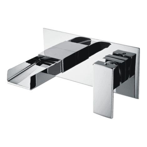 Wall Mounted Basin Mixer - Series AO by Voda Design