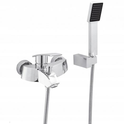 Wall mounted shower mixer bathroom rhodes New