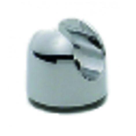 Wall-mounted showerhead holder