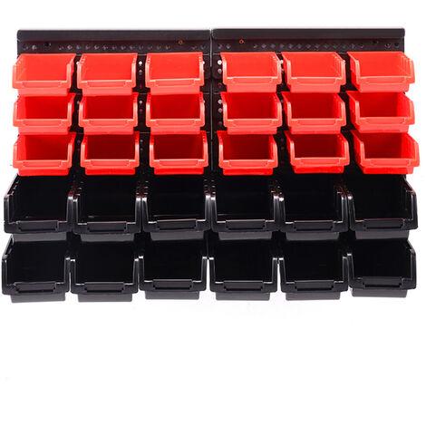 Wall Mounted Tool Box Storage 46 Drawer