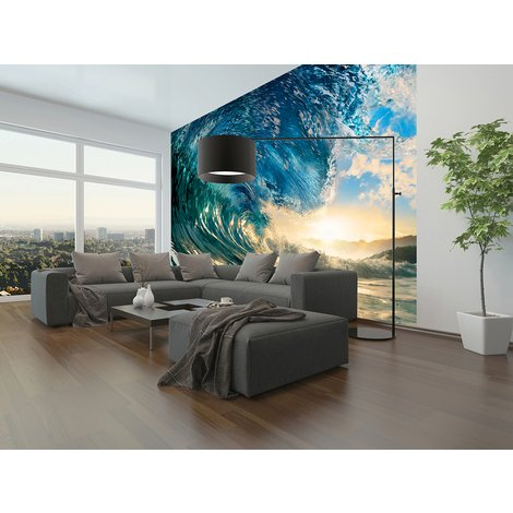Wall Mural Surfer's Moment