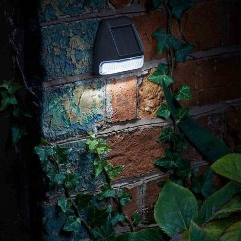 Wall & Post Light 4 Pack Solar