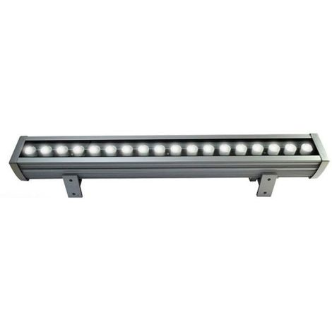 Wall Washer LED 20W (160W) IP67 Orientable Blanc chaud 3000°K Angle 15°