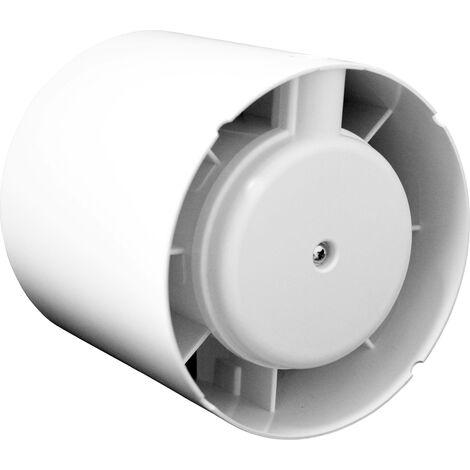 Wallair N40903 Ventilateur tubulaire encastrable 230 V 163 m³/h 125 mm Y618411
