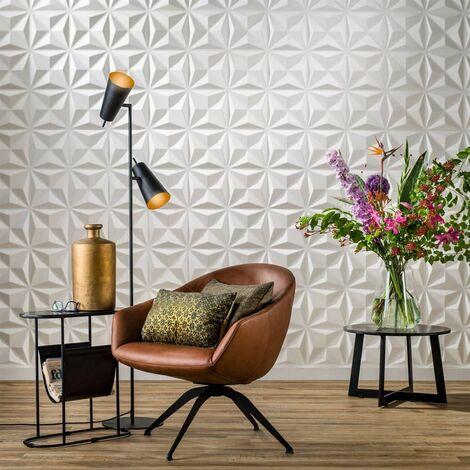 WallArt 3D Wall Panels Cullinans 12 pcs GA-WA17