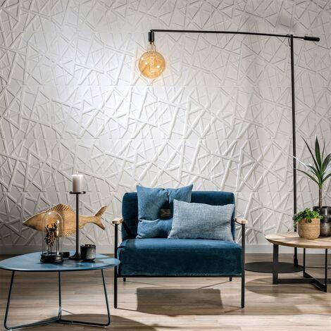 WallArt 3D Wall Panels Olivia 12 pcs GA-WA26