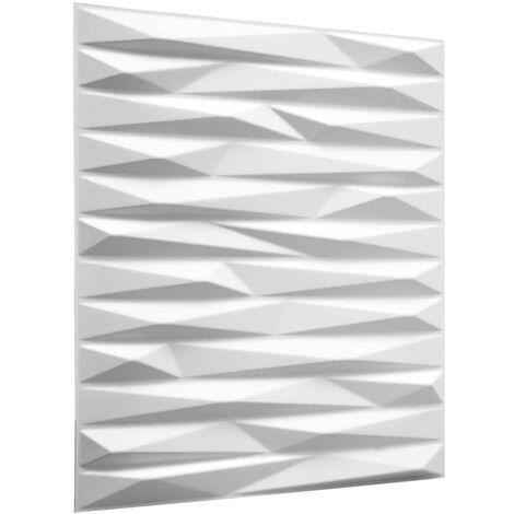 WallArt Paneles de pared 3D 24 unidades GA-WA24 diseño Valeria