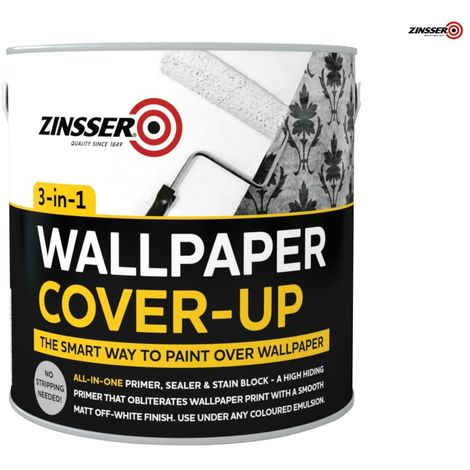 Wallpaper Cover-Up 2.5 litre