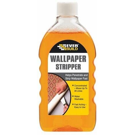 Wallpaper Stripper 500ml (EVBWALLSTP)