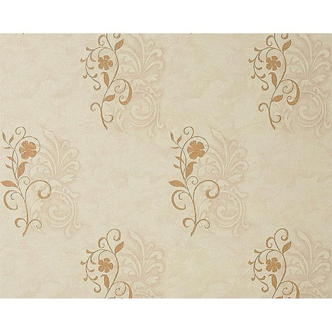 Wallpaper wall antique EDEM 926-34 deluxe heavyweight floral non-woven plaster flower beige bronze 10.65 sqm (114 sq ft)
