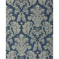 Wallpaper wall baroque damask EDEM 752-37 luxury embossed heavyweight blue platin 5.33 sqm (57 sq ft)