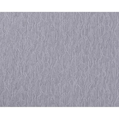 Wallpaper wall fabric textile look EDEM 930-37 heavyweight non-woven blue-lilac silver shimmer 10.65 sqm (114 sq ft)