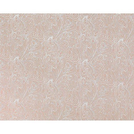 Wallpaper wall non-woven EDEM 698-93 Paisley pattern quality textured cocoa-brown beige 10.65 sqm (114 sq ft)