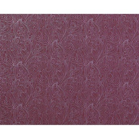 Wallpaper wall non-woven EDEM 698-94 paisley pattern quality textured violet lilac |10.65 sqm (114 sq ft)