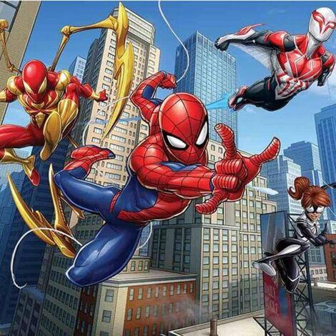 Walltastic Papier peint photo Spiderman 45330