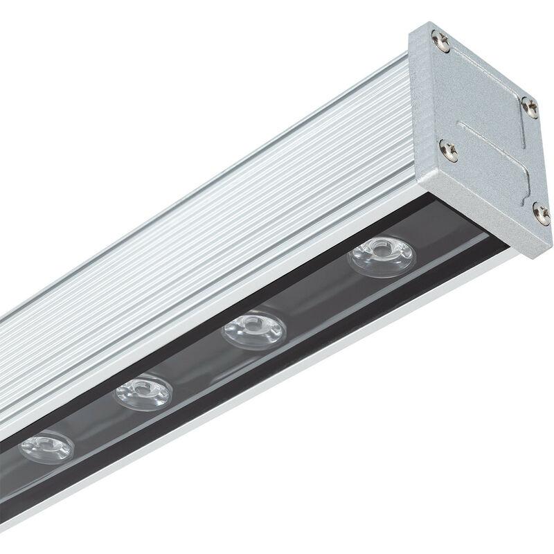 Wallwasher LED 18W IP65 1000mm Bianco Naturale 3800K - 4200K