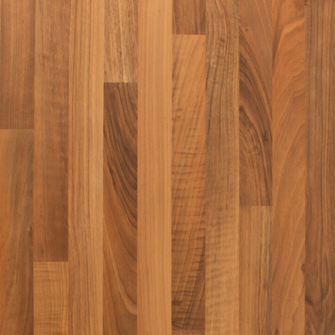Walnut Block Effect Laminate Worktop - Counter Tops and Breakfast Bars, Kitchen Surfaces in a Variety of sizes