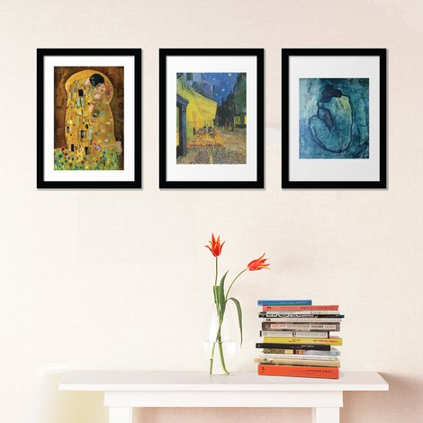 Walplus Art Gallery poster set No. 1