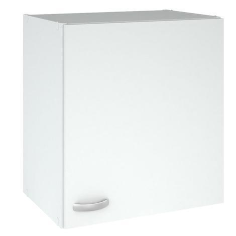 Hervorragend Küchen Hängeschrank 1 Türig Farbe Weiß 45514 49