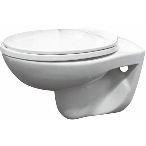 Wand WC spülrandlos NAPOLI