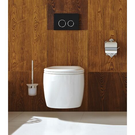 Wand-WC WH-6030 inkl. Soft-Close Sitz