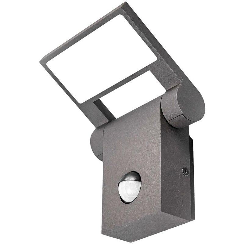 LED-Außenwandleuchte Marius mit Sensor - LUCANDE