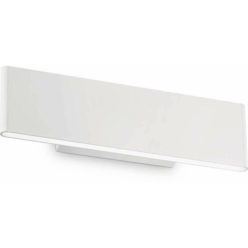 01-ideal Lux - Weiße DESK 2-Licht Wandleuchte