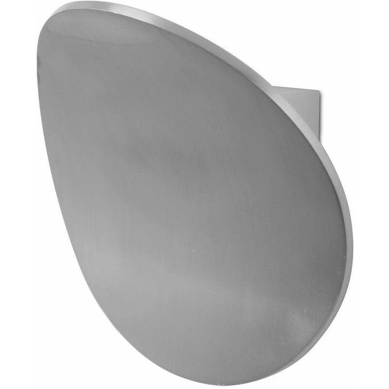 05-leds C4 - Wandleuchte Neu, Aluminium, grau