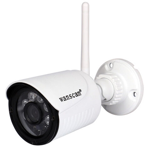Wanscam 1080P WiFi IP Camera Outdoor Wireless CCTV 2MP 64G TF Card Waterproof Mohoo