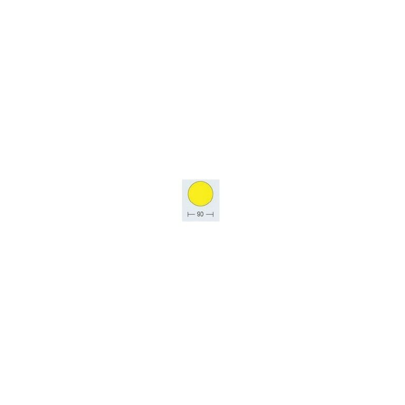 Image of Beaverswood Floor Signalling 90MM Diameter Green Dot (Pk-100)
