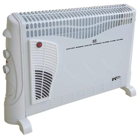 Warm Tech - Convecteur 2000W + Turbo - TC2104TV